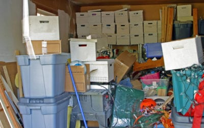 Declutter Your Home With Mobile Storage Containers
